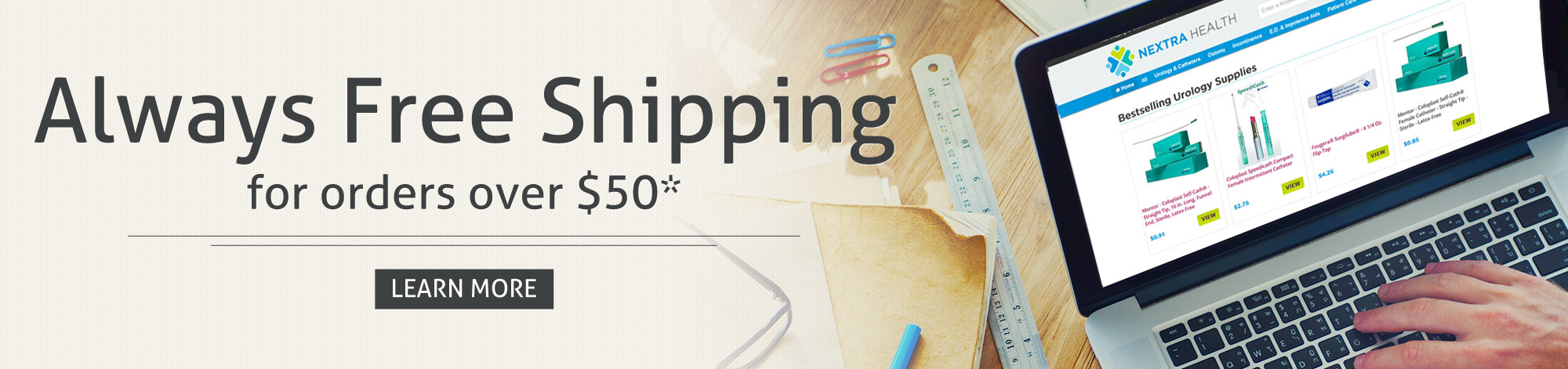 STL Medical Supply - Free Shipping over $50