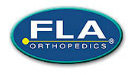 F.L.A. Orthopedics Logo