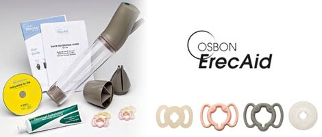 Osbon Erecaid Pumps and Tension Rings
