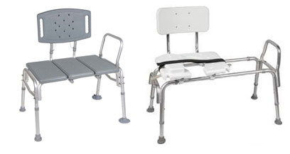 Bathroom Transfer Benches Weight Capacity